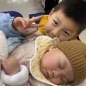 爱我两宝贝
